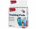 YOURS DROOLLY TRAINING PADS 10 PACK BLUE