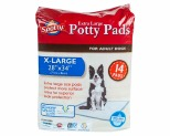 SPOTTY EXTRA LARGE PUPPY PAD 14 PACK
