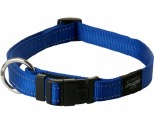 ROGZ FANBELT COLLAR BLUE REFLECTIVE LARGE