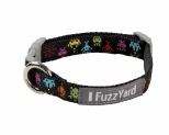 FUZZYARD COLLAR SMALL - SPACE RAIDERS**