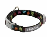 FUZZYARD COLLAR MEDIUM - SPACE RAIDERS**