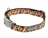 FUZZYARD 1983 COLLAR LARGE - MULTICOLOUR**