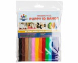 WAGGING TAILZ PUPPY ID BANDS EXTRA-LARGE STANDARD 12PK
