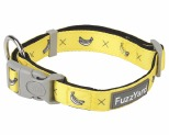FUZZYARD MONKEY MANIA COLLAR MEDIUM**