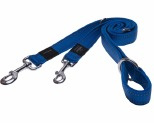 ROGZ FANBELT MULTI LEAD REFLECTIVE LARGE - BLUE