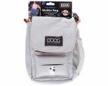DOOG DOG WALKING SHOULDER BAG GREY