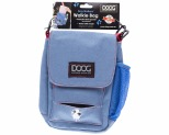 DOOG DOG WALKING SHOULDER BAG BLUE
