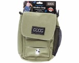 DOOG DOG WALKING SHOULDER BAG GREEN