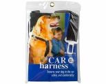BEAU PETS DOG SEAT BELT CAR HARNESS RESTRAINT EXTRA LARGE*+