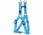 ROGZ SNAKE STEP-IN HARNESS TURQUOISE REFLECTIVE MEDIUM