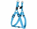 ROGZ LUMBERJACK STEP-IN HARNESS TURQUOISE REFLECTIVE EXTRA LARGE