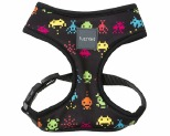FUZZYARD DOG HARNESS SPACE RAIDERS X-SMALL**