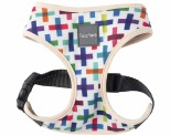 FUZZYARD JENGA HARNESS EXTRA SMALL