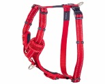ROGZ CONTROL HARNESS RED LARGE