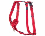 ROGZ CONTROL HARNESS RED EXTRA LARGE