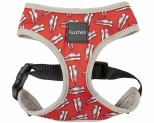 FUZZYARD DOG HARNESS FRESH KICKS LARGE