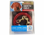MASTERPET TIE OUT CABLE 6M