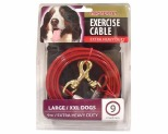 MASTERPET TIE OUT CABLE 9M