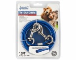 PAWISE TIE OUT CABLE 15FT**