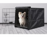"BONE DESIGNS CRATE TRAINING COVER BLACK 24""**"