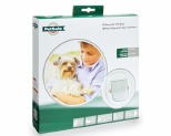 STAYWELL BIG CAT/SMALL DOG PET DOOR WHITE