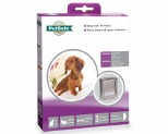 STAYWELL ORIGINAL 2-WAY PET DOOR SMALL SILVER