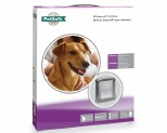 STAYWELL ORIGINAL 2 WAY PET DOOR MEDIUM SILVER