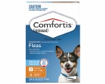 COMFORTIS 270MG 4.6-9KG TABLETS 6 PACK (ORANGE)