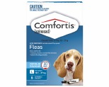 COMFORTIS 820MG TABLETS 18-27KG 6 PACK (BLUE)