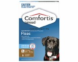 COMFORTIS 1620MG TABLETS 27-54KG 6 PACK (BROWN)