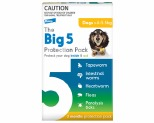 THE BIG 5 PROTECTION 4-5.5KG 3 PACK (YELLOW)