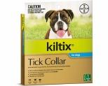KILTIX TICK AND FLEA COLLAR FOR DOGS
