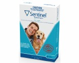 SENTINEL SPECTRUM LARGE 23-45KG 6 PACK (BLUE)