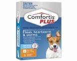 COMFORTIS PLUS ORANGE 4.6-9KG 3 PACK