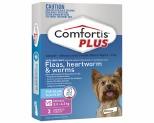 COMFORTIS PLUS PINK 2.3-4.5KG 3 PACK