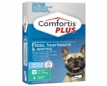 COMFORTIS PLUS 9.1-18KG 6 PACK (GREEN)