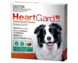 HEARTGARD PLUS CHEWS FOR MEDIUM DOGS 12-22KG 6 PACK (GREEN)