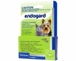 ENDOGARD FOR SMALL DOGS UP TO 5KG 4 PACK (GREEN)