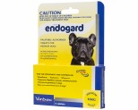 ENDOGARD FOR MEDIUM DOGS UP TO 10KG 4 PACK (YELLOW)
