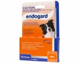 ENDOGARD FOR LARGE DOGS 10KG UP TO 20KG 3 PACK (ORANGE)