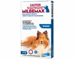 MILBEMAX FLAVOURED WORMING TABLETS FOR DOGS OVER 5KG 2 PACK