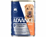 ADVANCE DOG ALL BREED SENSITIVE 410G