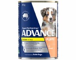 ADVANCE PUPPY PLUS CHICKEN AND RICE 410G