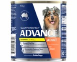 ADVANCE DOG CASSEROLE CHICKEN 700G