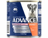 ADVANCE DOG CHICKEN AND SALMON 700G