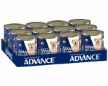 ADVANCE DOG WEIGHT CONTROL 700G (X12)