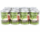 HOLISTIC SELECT GRAIN FREE WET DOG FOOD LAMB RECIPE ADULT CANNED 12 X 369G