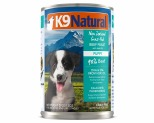 K9 NATURAL PUPPY BEEF & HOKI 370G