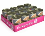 EUK DOG ADULT CHICKEN & VEGETABLE STEW 12 X 355G