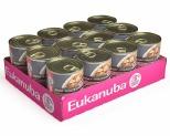 EUKANUBA DOG ADULT MIXED GRILL CHICKEN & BEEF DINNER IN GRAVY 12 X 354G